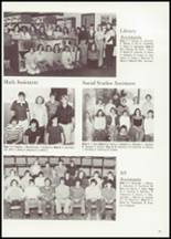 1978 Middleborough High School Yearbook Page 80 & 81