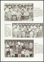1978 Middleborough High School Yearbook Page 84 & 85