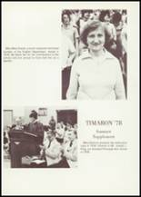 1978 Middleborough High School Yearbook Page 86 & 87