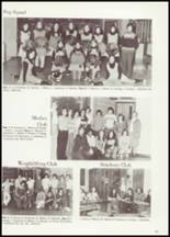 1978 Middleborough High School Yearbook Page 104 & 105