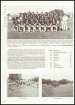1978 Middleborough High School Yearbook Page 110 & 111