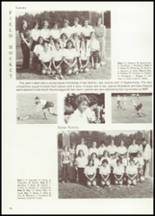 1978 Middleborough High School Yearbook Page 116 & 117