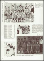 1978 Middleborough High School Yearbook Page 124 & 125