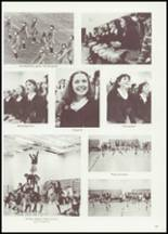1978 Middleborough High School Yearbook Page 126 & 127