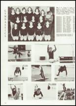 1978 Middleborough High School Yearbook Page 132 & 133