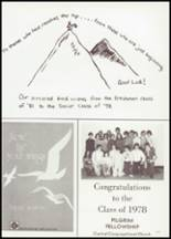 1978 Middleborough High School Yearbook Page 136 & 137