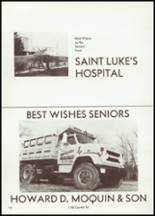 1978 Middleborough High School Yearbook Page 140 & 141