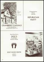1978 Middleborough High School Yearbook Page 160 & 161