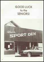 1978 Middleborough High School Yearbook Page 184 & 185