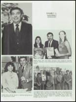 1984 United High School Yearbook Page 16 & 17