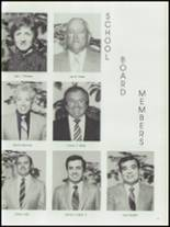 1984 United High School Yearbook Page 18 & 19