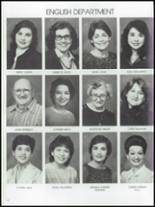 1984 United High School Yearbook Page 28 & 29