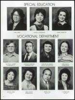 1984 United High School Yearbook Page 30 & 31