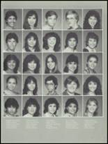 1984 United High School Yearbook Page 54 & 55