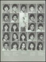 1984 United High School Yearbook Page 56 & 57