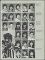 1984 United High School Yearbook Page 60 & 61