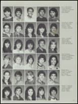 1984 United High School Yearbook Page 66 & 67