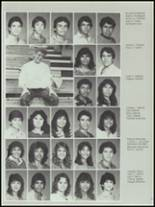 1984 United High School Yearbook Page 68 & 69