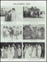 1984 United High School Yearbook Page 86 & 87