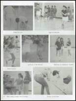 1984 United High School Yearbook Page 94 & 95