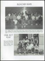 1984 United High School Yearbook Page 106 & 107