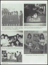 1984 United High School Yearbook Page 108 & 109