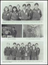 1984 United High School Yearbook Page 110 & 111