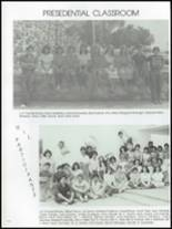 1984 United High School Yearbook Page 114 & 115