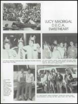 1984 United High School Yearbook Page 116 & 117