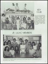 1984 United High School Yearbook Page 120 & 121
