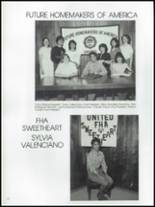 1984 United High School Yearbook Page 122 & 123