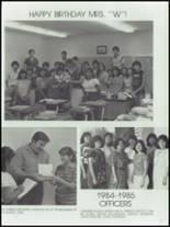 1984 United High School Yearbook Page 130 & 131