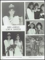 1984 United High School Yearbook Page 138 & 139