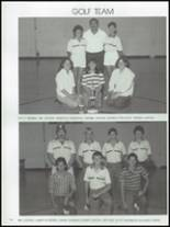 1984 United High School Yearbook Page 150 & 151