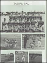 1984 United High School Yearbook Page 154 & 155