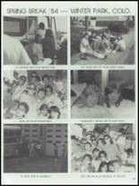 1984 United High School Yearbook Page 172 & 173