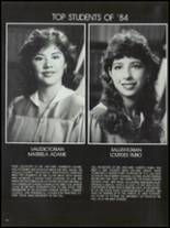1984 United High School Yearbook Page 178 & 179