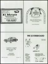 1984 United High School Yearbook Page 192 & 193