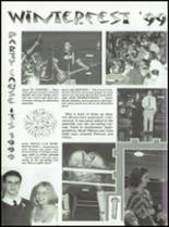 1999 White Pigeon High School Yearbook Page 14 & 15