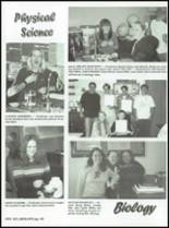 1999 White Pigeon High School Yearbook Page 40 & 41
