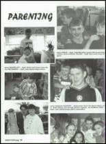 1999 White Pigeon High School Yearbook Page 42 & 43