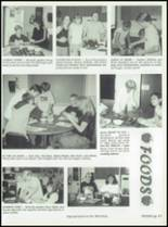 1999 White Pigeon High School Yearbook Page 50 & 51