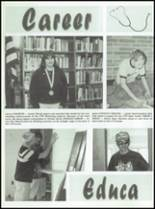 1999 White Pigeon High School Yearbook Page 54 & 55