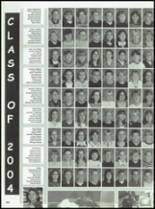 1999 White Pigeon High School Yearbook Page 58 & 59