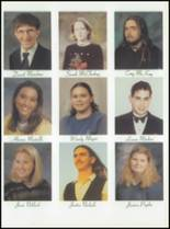 1999 White Pigeon High School Yearbook Page 72 & 73