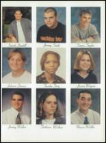 1999 White Pigeon High School Yearbook Page 74 & 75