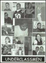 1999 White Pigeon High School Yearbook Page 80 & 81