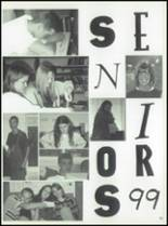 1999 White Pigeon High School Yearbook Page 82 & 83