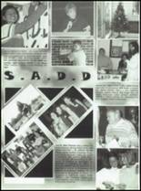 1999 White Pigeon High School Yearbook Page 90 & 91