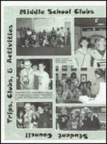 1999 White Pigeon High School Yearbook Page 102 & 103